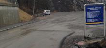 Ronsbukta Småbåthavn pumpestasjon og parkeringsplass
